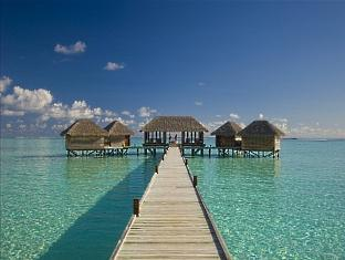 conrad resort maldives rangali island - over water spa