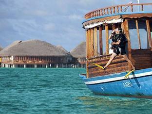 constance halaveli resort maldives - diving