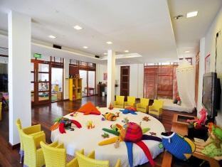 constance halaveli resort maldives - kids club