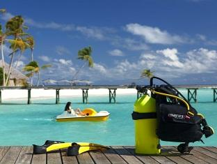 constance halaveli resort maldives - recrational facilities