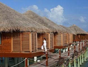 constance halaveli resort maldives - spa exterior
