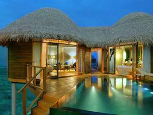 constance halaveli resort maldives - water villa