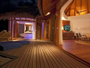 constance halaveli resort maldives - water villa exterior