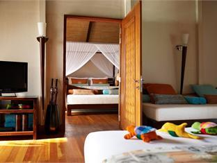 diva resort spa resort maldives - family water villa