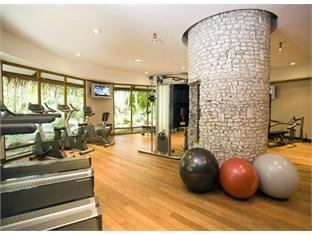 diva resort spa resort maldives - fitness room