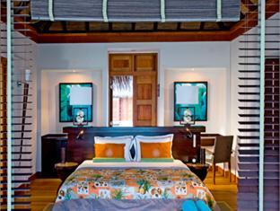 diva resort spa resort maldives - prestige water villa