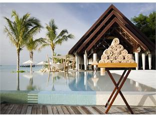 diva resort spa resort maldives - swimming pool