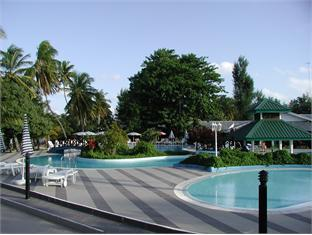 equator village resort maldives - swimming pool