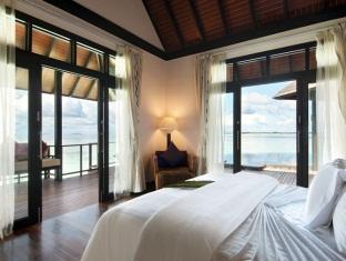 hilton maldives iru fushi resort maldives - 2 bedroom aqua retreat