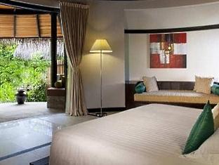 hilton maldives iru fushi resort maldives - beachvilla