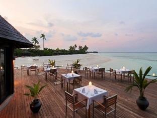 hilton maldives iru fushi resort maldives - flavours restaurant
