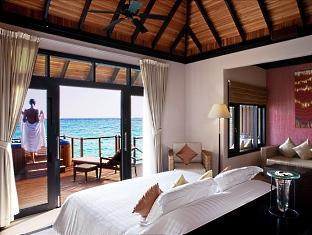 hilton maldives iru fushi resort maldives - horizon water villa