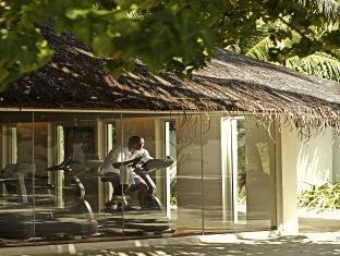 kandooma resort maldives - gym