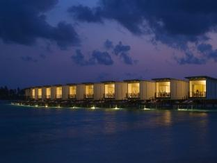 kandooma resort maldives - watervilla _ exterior