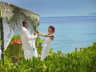 kandooma resort maldives - wedding