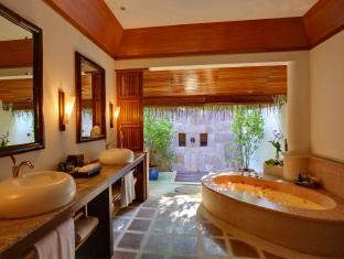 kanuhuraa resort maldives - grand beachvilla bathroom