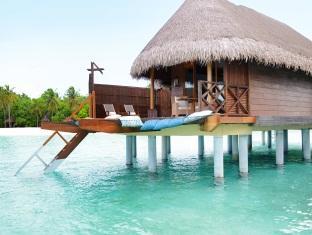 kanuhuraa resort maldives - grand watervilla exterior