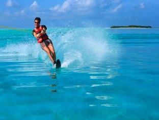 kanuhuraa resort maldives - waterski