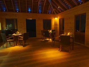 komandoo island resort maldives - restaurant
