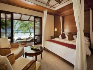 kuramathi island resort maldives - guest room
