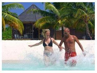 kuredu island resort maldives - hotel exterior
