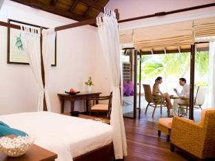kurumba resort maldives alqasr - deluxe bungalow