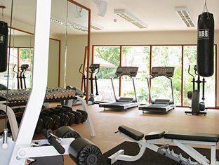 kurumba resort maldives alqasr - fitnessroom