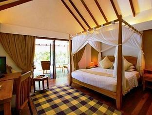 medhufushi island resort maldives - guest room