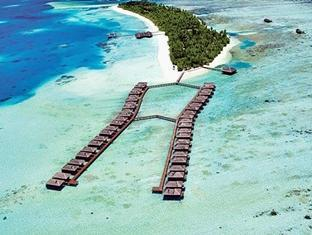 medhufushi island resort maldives - view