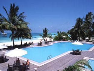 meeru island resort maldives - swimmingpool