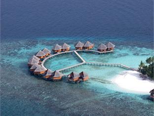 mirihi island resort maldives - hotel exterior