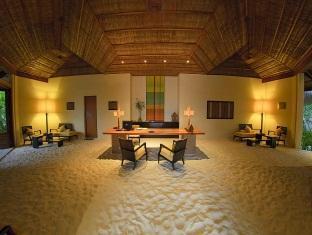 mirihi island resort maldives - reception