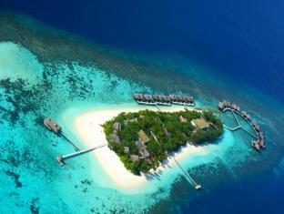 mirihi island resort maldives - view