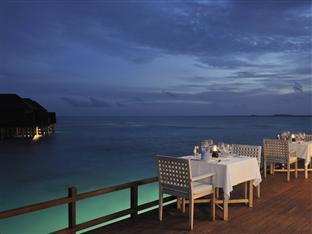 olhuveli beach spa resort maldives - four spice
