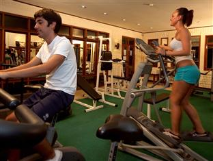 olhuveli beach spa resort maldives - gym