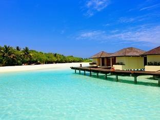 paradise island resort maldives - hotel exterior