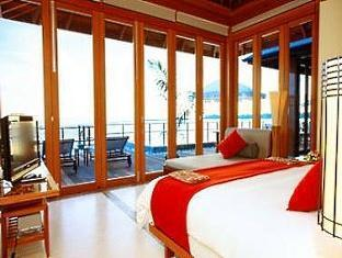 paradise island resort maldives - ocean suite