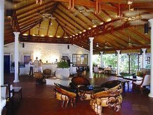 royal island resort maldives - lobby