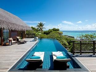 shangrilas villingili resort maldives - ocean villa with pool