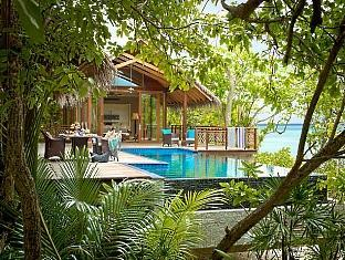 shangrilas villingili resort maldives - tree house villa