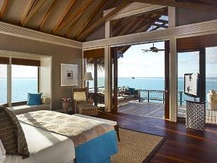 shangrilas villingili resort maldives - water villa