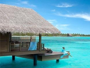 shangrilas villingili resort maldives - water villa exterior
