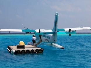 soneva fushi resort maldives - soneva fushi airport