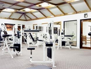 sun island resort maldives - fitness room