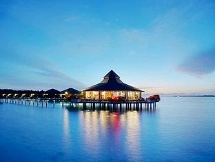 sun island resort maldives - sun star restaurant