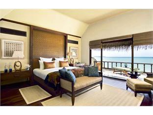 taj exotica resort maldives - guest room
