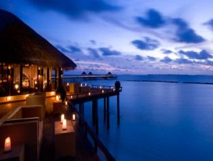 the beach house at manafaru resort maldives - salt water