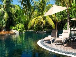 the beach house at manafaru resort maldives - swimming pool