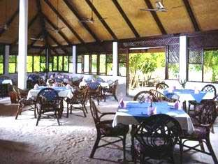 vilamendhoo island resort maldives - restaurant