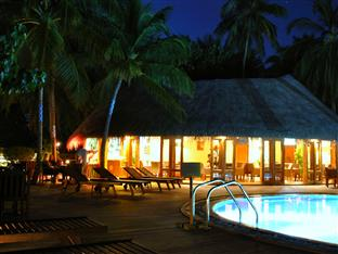 vilu reef beach spa resort maldives - poolbar